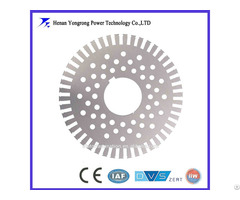 High Efficiency Magnet Motor Silicon Steel Stator Lamination Oem