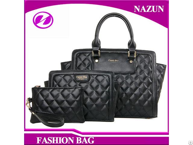 Wholesale New Model Purses Fashion Bags Ladies Pu Leather Handbags