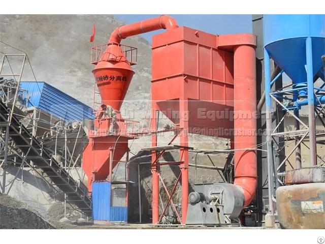Separator Of Sand Machine In Mining