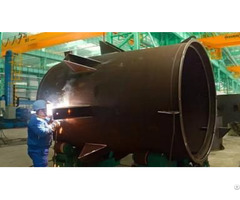 Gas Turbine Mufflers Used In Large Power Plant
