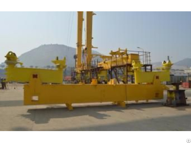 Heavy Steel Fabrication For Reach Stacker