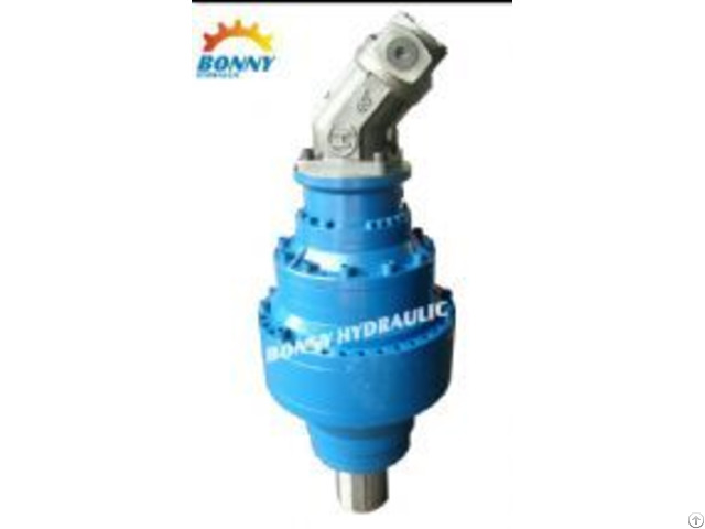 Hydraulic Speed Planetary Gearbox Bl300 Series