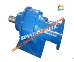 Foot Mounted Reduction Gear Brevini Planetary Gearbox