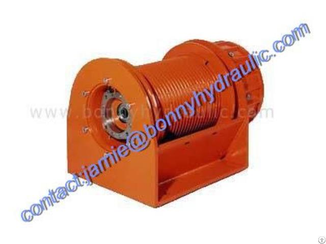 Gw Series Free Fall Hydraulic Winch