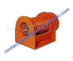 Gw Series Free Fall Hydraulic Winch
