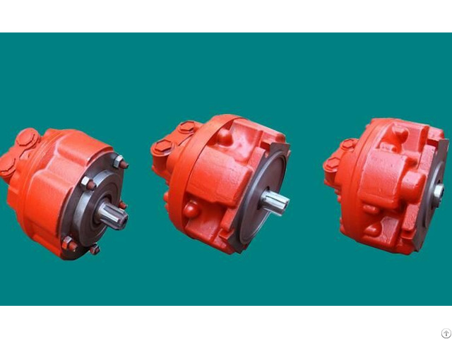 Sai Gm Low Speed High Torque Hydraulic Motor