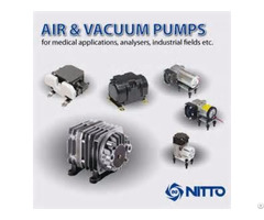 Nitto Medical Vacuum Pump
