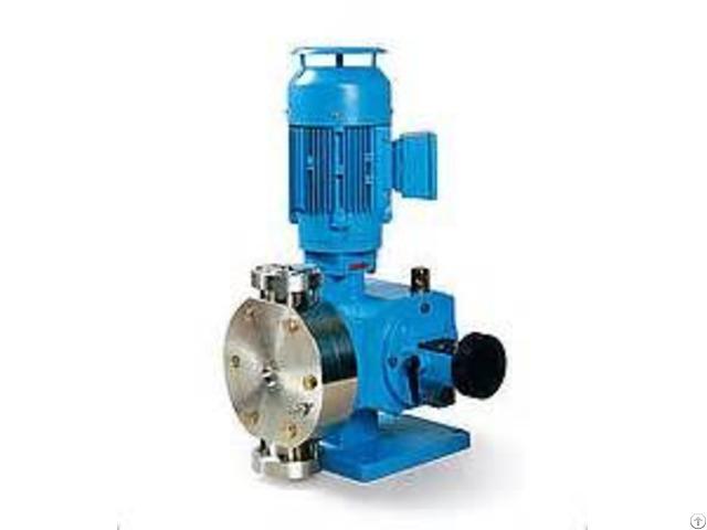 Nikkiso Metering Pump
