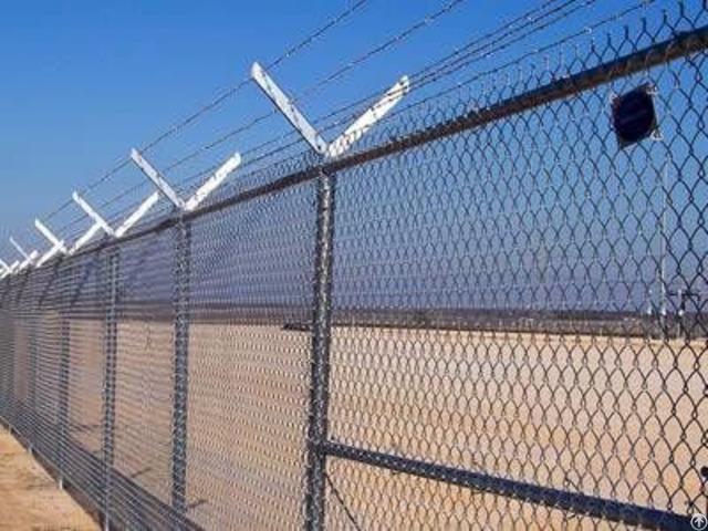 Intruder Fence