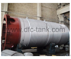 100m3 Sa 240m 304 Fermentation Tank
