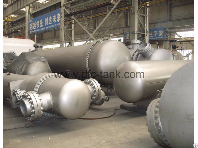 Bem Fixed Tube Sheet Heat Exchanger
