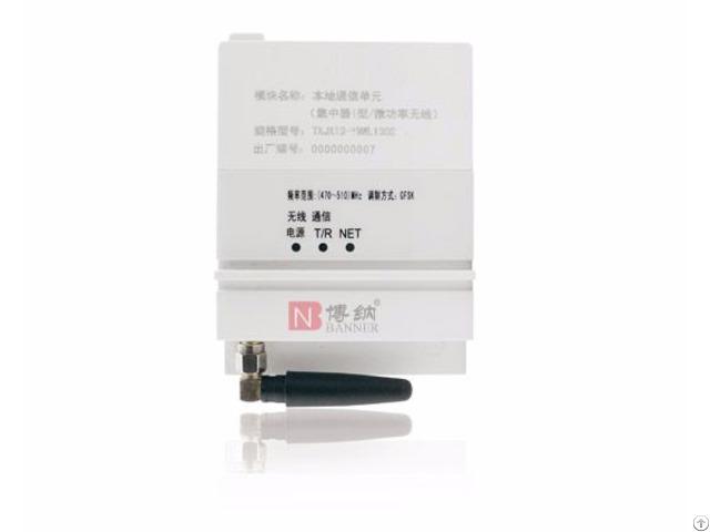 Micro Power Wireless Communication Unit
