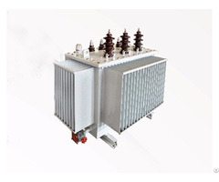 Sbh15 M Amorphous Alloy Distribution Transformer