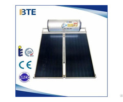High Efficiency Flat Plate Solar Water Heater From China