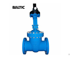 En 1984 Wedge Gate Valve
