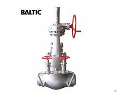 Astm A216 Wcb Pressure Seal Bonnet Gate Valve 8 Inch 2500 Spl