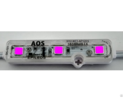 Led Module 3 Pink Color