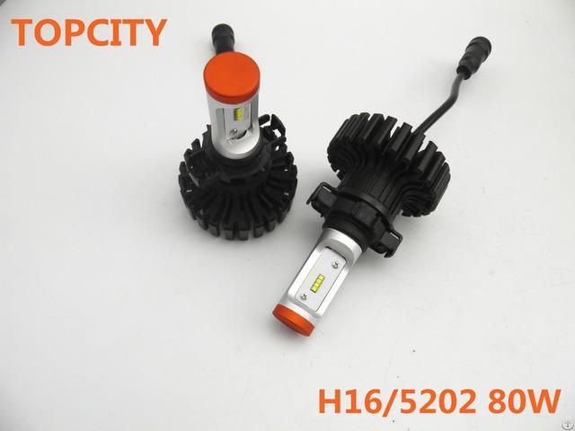 Wholesale Head Lamp Kit H16 Car Led Fog Light
