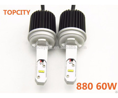 Car Led Headlights 880 881