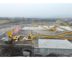 Sand Production Line For Higher Crushing Capacity
