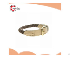 New Style Eco Friendly Rope Dog Collar