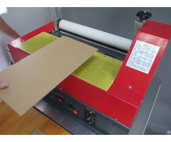 400mm Laminating Gluing Machine For Gift Boxes