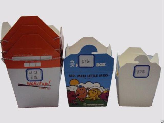 Takeout Box