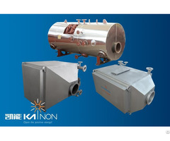 Flue Gas Waste Heat Recovery Unit Boilers For Generator Sets