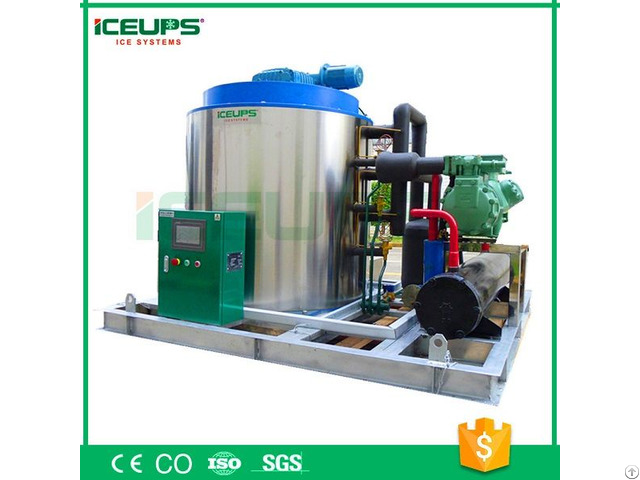 Flake Ice Machine 10 Ton 24hours