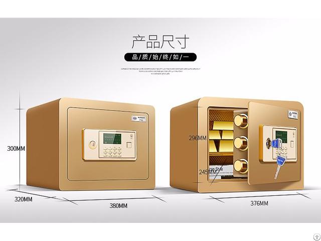 Safe Deposit Box E 30jd
