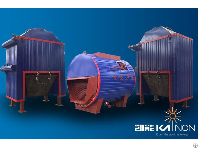 Exhaust Gas Boilers Waste Heat Recovery Boiler For Biogas Station