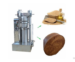 Sesame Oil Extruding Machine