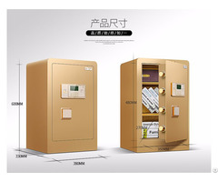 Safe Deposit Box E 60jd