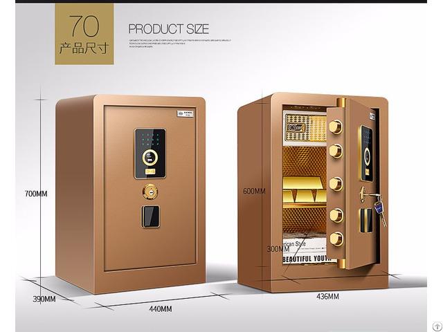 Safe Deposit Box E 70jd