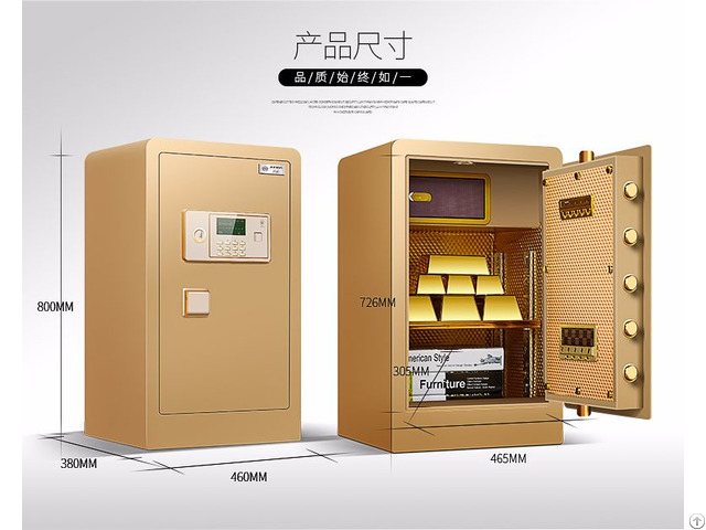 Safe Deposit Box E 80jd