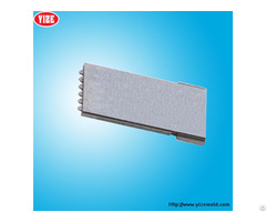 Hardness 58 60 Hrc Smooth Surface Mould Cavity Insert