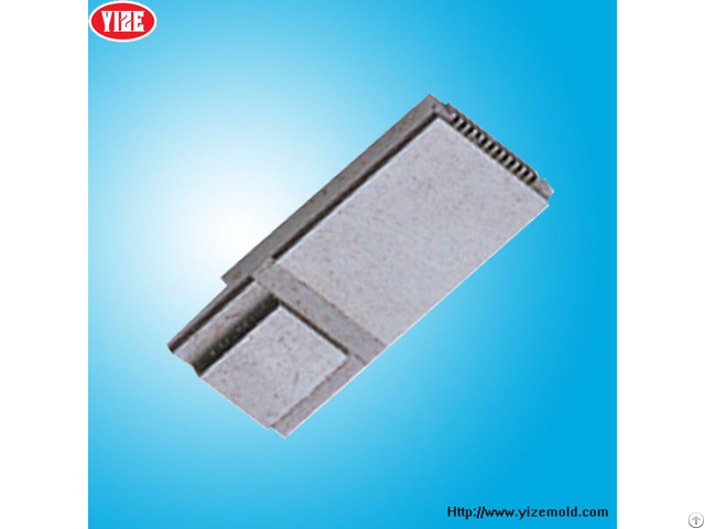 Smooth Surface Mould Slide Block With Hardness 58 60 Hrc