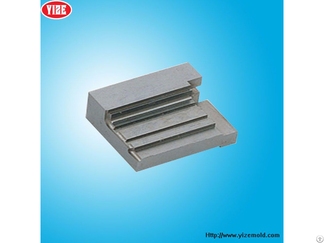 Smooth Surface Mold Fix Block In Precision Mould Part Manufacturer