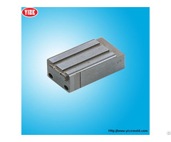 Micro Mold Fix Block With Plastic Mould Part Manufacturer