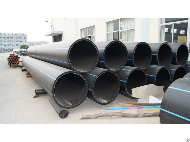 Hdpe Pe100 Water Pipe Dn630mm Sdr11