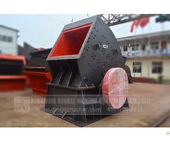 Coal Gangue Crusher In Production Line