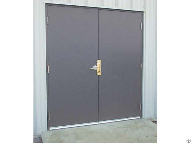 Usa Steel Fire Rated Door With Ul Certification