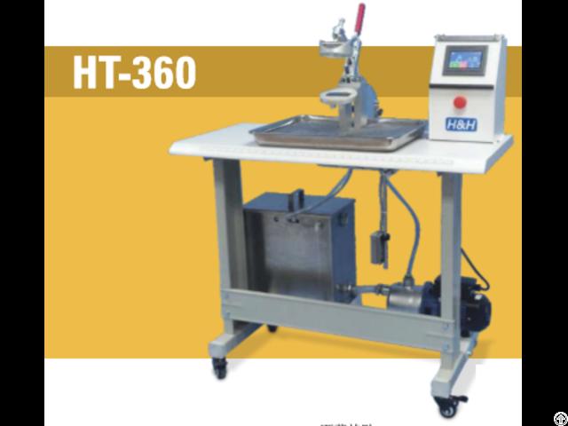 Hydrostatic Tester Ht 360