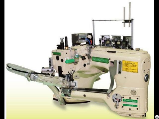 Megasew Flatlock Machine Dual And Both Side Fabric Trimmer Mj62gx