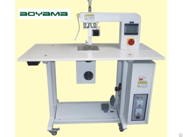 Aoyama Ultrasonic Cutting And Bonding Machine Cs 28uc