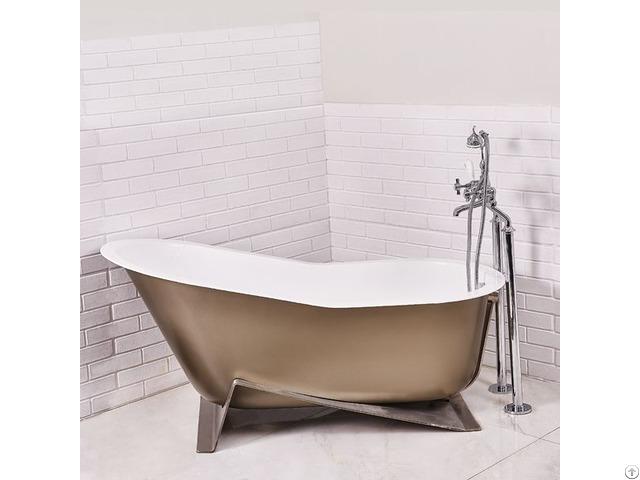 Freestanding Cast Iron Bath Queen