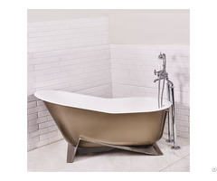 Freestanding Cast Iron Bath Queen