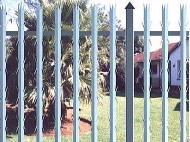 Palisade Fencing For South Africa