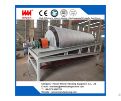 Gt Series Drum Sieve And Mining Vibrating Screen For Stone