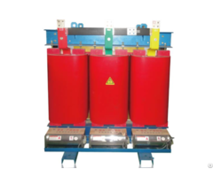 Scbh15 Medium Voltage Dry Type Transformer